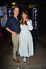 Ileana D_cruz with husband at Bastian bandra on 27th Sept 2018 (15)_5badd194d223e.JPG