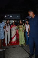 Asha Bhosle, Madhuri Dixit at IAzure store on the occasion of new iPhone Xs & iPhone Xs Max launch in mumbai on 28th Sept 2018 (10)_5baf2b5271496.JPG