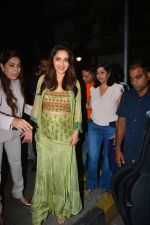 Madhuri Dixit at IAzure store on the occasion of new iPhone Xs & iPhone Xs Max launch in mumbai on 28th Sept 2018 (2)_5baf2a85d4dc0.JPG