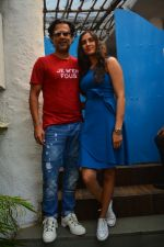 Abhishek Kapoor at Neha Dhupia's Baby Shower in Olive, Bandra on 30th Sept 2018