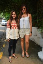 Alvira Khan at Neha Dhupia's Baby Shower in Olive, Bandra on 30th Sept 2018