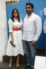 Arshad Warsi, Maria Goretti at Neha Dhupia_s Baby Shower in Olive, Bandra on 30th Sept 2018 (91)_5bb1dbf33ad72.JPG