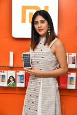 Chandini Chowdary at the launch of RedMi 6 Mobile Offline at Cellbay showroom-Gachibowli Branch on 30th Sept 2018 (19)_5bb1cf84e3748.JPG
