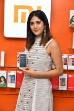 Chandini Chowdary at the launch of RedMi 6 Mobile Offline at Cellbay showroom-Gachibowli Branch on 30th Sept 2018 (22)_5bb1cf8a55421.JPG