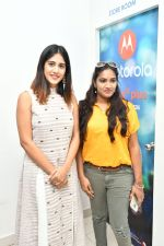 Chandini Chowdary at the launch of RedMi 6 Mobile Offline at Cellbay showroom-Gachibowli Branch on 30th Sept 2018 (31)_5bb1cf9722b9e.JPG