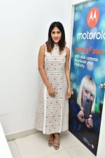 Chandini Chowdary at the launch of RedMi 6 Mobile Offline at Cellbay showroom-Gachibowli Branch on 30th Sept 2018 (35)_5bb1cf9ea29a9.JPG
