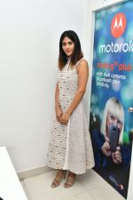 Chandini Chowdary at the launch of RedMi 6 Mobile Offline at Cellbay showroom-Gachibowli Branch on 30th Sept 2018 (40)_5bb1cfa7b7868.JPG
