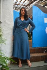 Huma Qureshi at Neha Dhupia's Baby Shower in Olive, Bandra on 30th Sept 2018