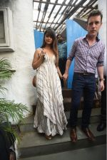 Ileana D Cruz at Neha Dhupia_s Baby Shower in Olive, Bandra on 30th Sept 2018 (12)_5bb1dc6a711ec.JPG