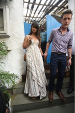 Ileana D Cruz at Neha Dhupia_s Baby Shower in Olive, Bandra on 30th Sept 2018 (13)_5bb1dc6c1a83b.JPG