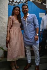 Kunal Khemu, Soha Ali Khan at Neha Dhupia's Baby Shower in Olive, Bandra on 30th Sept 2018