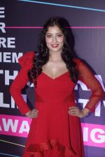 Niharica Raizada at The Red Corpet Of 9th Jagran Flim Festival Award Night on 30th Sept 2018