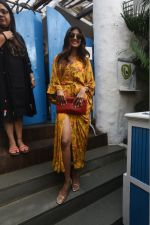 Shilpa Shetty at Neha Dhupia's Baby Shower in Olive, Bandra on 30th Sept 2018
