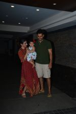 Soha Ali KHan, Kunal Khemu at the Birthday celebration of Inaaya daughter of Soha Ali Khan & Kunal Khemu at thier Khar residence on 29th Sept 2018