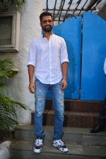 Vicky Kaushal at Neha Dhupia's Baby Shower in Olive, Bandra on 30th Sept 2018