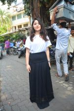 Zaira Wasim at Neha Dhupia's Baby Shower in Olive, Bandra on 30th Sept 2018