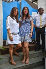 at Neha Dhupia's Baby Shower in Olive, Bandra on 30th Sept 2018