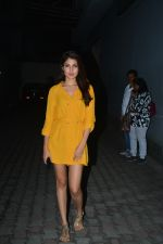 Rhea Chakraborty spotted at vishesh films office in bandra on 1st Oct 2018