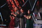Ajay Devgan, Kajol on the sets of Indian Idol 10 at Yashraj studios in Andheri on 2nd Oct 2018 (27)_5bb46c102c769.JPG