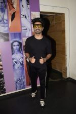 Aparshakti Khurana at the Screening of film AndhaDhun at zee preview theater in andheri on 1st Oct 2018
