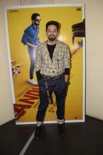 Ayushmann Khurrana at the Screening of film AndhaDhun at zee preview theater in andheri on 1st Oct 2018