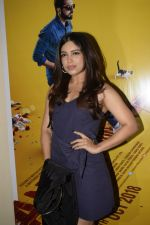 Bhumi Pednekar at the Screening of film AndhaDhun at zee preview theater in andheri on 1st Oct 2018