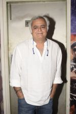 Hansal Mehta at the Screening of film AndhaDhun at zee preview theater in andheri on 1st Oct 2018