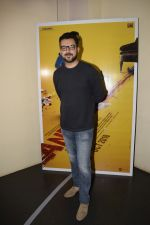 Sahil Sangha at the Screening of film AndhaDhun at zee preview theater in andheri on 1st Oct 2018