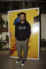 Vicky Kaushal at the Screening of film AndhaDhun at Sunny sound juhu on 1st Oct 2018