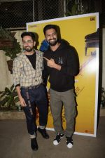 Vicky Kaushal, Ayushmann Khurrana at the Screening of film AndhaDhun at Sunny sound juhu on 1st Oct 2018 (88)_5bb465ff504a7.JPG