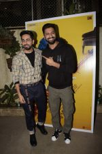 Vicky Kaushal, Ayushmann Khurrana at the Screening of film AndhaDhun at Sunny sound juhu on 1st Oct 2018 (89)_5bb466264310f.JPG