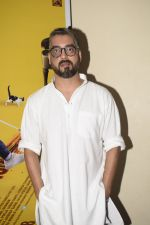 at the Screening of film AndhaDhun at zee preview theater in andheri on 1st Oct 2018