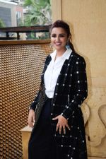 Parineeti Chopra during the media interactions of film Namaste England in jw marriott juhu on 5th Oct 2018