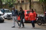 Raveena Tandon Spotted At Versova on 5th Oct 2018