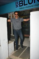 Anil Kapoor spotted at Bblunt bandra on 9th Oct 2018