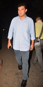 Siddharth Roy Kapoor at Aamir Khan_s house in bandra on 8th Oct 2018 (6)_5bbefe3580564.jpg