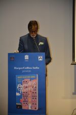 Amitabh at Shweta Bachchan Nanda's Debut Novel Paradise Towers Launched By Amitabh And Jaya on 10th Oct 2018