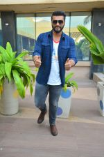 Arjun Kapoor during the media interactions for film Namaste England at Novotel juhu on 11th Oct 2018