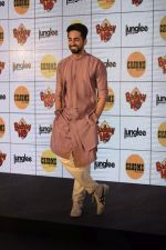 Ayushmann Khurrana at Mumbai_s biggest godh bharai hosted by the team of Badhaai Ho at Raheja Classic club in andheri on 10th Oct 2018 (193)_5bc099bbbbbad.JPG