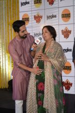 Ayushmann Khurrana, Neena Gupta at Mumbai_s biggest godh bharai hosted by the team of Badhaai Ho at Raheja Classic club in andheri on 10th Oct 2018 (118)_5bc09b09ec726.JPG