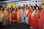 Gajraj Rao, Neena Gupta, Ayushmann Khurrana, Sanya Malhotra at Mumbai_s biggest godh bharai hosted by the team of Badhaai Ho at Raheja Classic club in andheri on 10th Oct 2018 (162)_5bc09b1678eb9.JPG