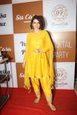 Mandana Karimi at the Red Carpet Of The Sangeet Of Yuvika Chaudhary And Prince Narul on 11th Oct 2018 (2)_5bc0c0df7b041.JPG