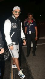 Ranveer Singh spotted at airport as they leave for the shoot of Simba on 11th Oct 2018