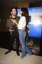 Rhea Chakraborty, Varun Mitra at the Screening of film Jalebi in pvr icon, andheri on 11th Oct 2018 (64)_5bc0df8c134eb.JPG