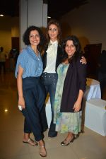 Zoya Akhtar at Shweta Bachchan Nanda's Debut Novel Paradise Towers Launched By Amitabh And Jaya on 10th Oct 2018