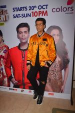 Karan Johar at the Launch of India_s got talent in Trident bkc on 14th Oct 2018 (4)_5bc43eb72ff9a.JPG