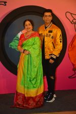Kirron Kher, Karan Johar at the Launch of India_s got talent in Trident bkc on 14th Oct 2018 (20)_5bc43ec4c0ea6.JPG