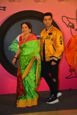Kirron Kher, Karan Johar at the Launch of India_s got talent in Trident bkc on 14th Oct 2018 (21)_5bc44066b94e5.JPG