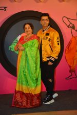 Kirron Kher, Karan Johar at the Launch of India_s got talent in Trident bkc on 14th Oct 2018 (23)_5bc440691d257.JPG
