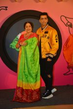 Kirron Kher, Karan Johar at the Launch of India_s got talent in Trident bkc on 14th Oct 2018 (24)_5bc43ec98ea59.JPG